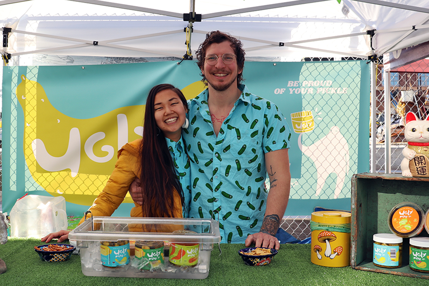 Ugly Pickle Co  Makes Food Waste Fun and Delicious | CUESA